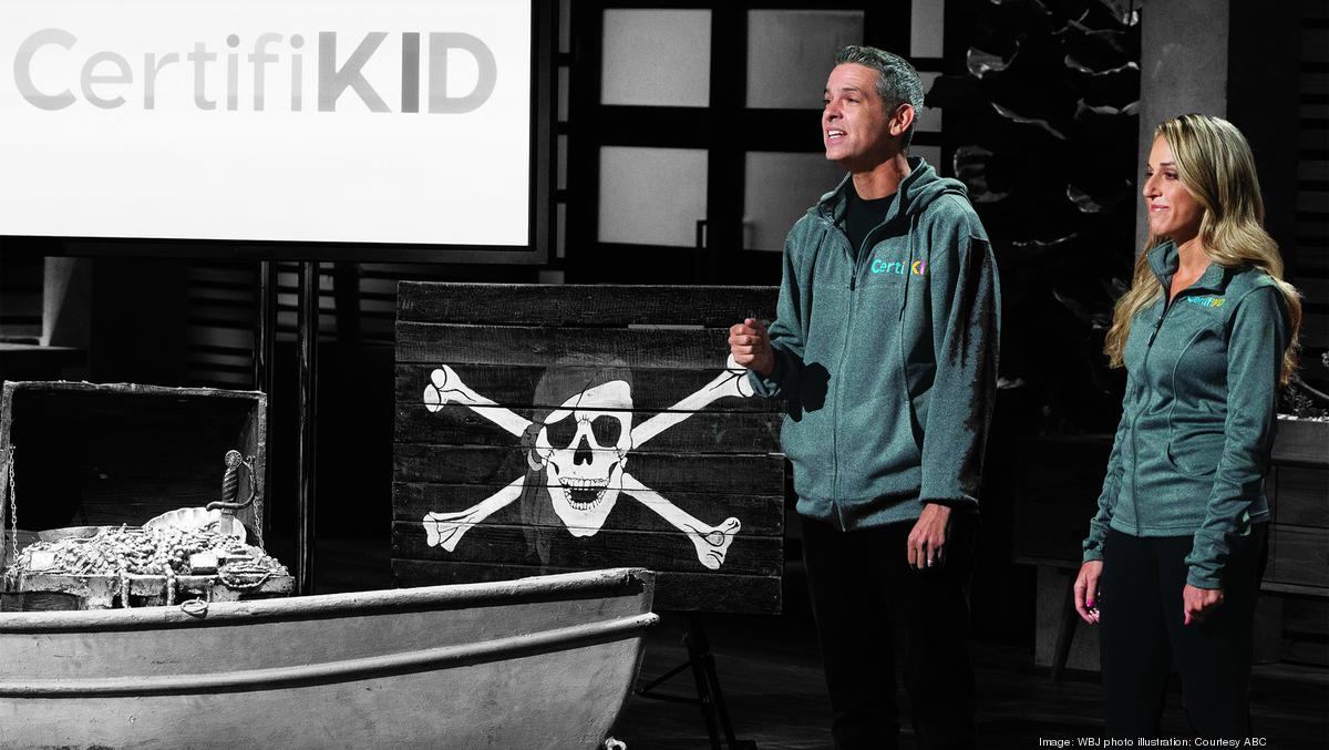 CertifiKid conquered 'Shark Tank.' Coronavirus is another story. - Washington Business Journal