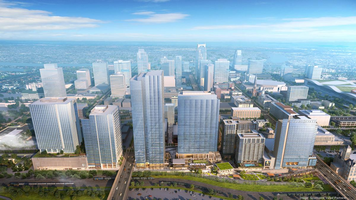 How the look of downtown Nashville is changing - Nashville Business Journal