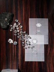 The ForeverMark Ultimate Diamond Experience is just $1,850,000 in the Neiman Marcus Christmas Book.