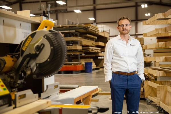 How A 12 Million St Louis Cabinet Maker Launched In A Pig Pen Is Using Its Ppp Money St Louis Business Journal