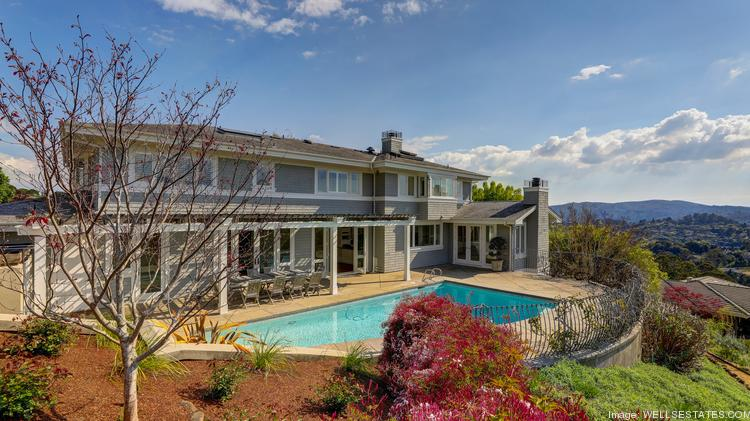 Former A's GM Sandy Alderson is selling his Tiburon house for $5.2 million.