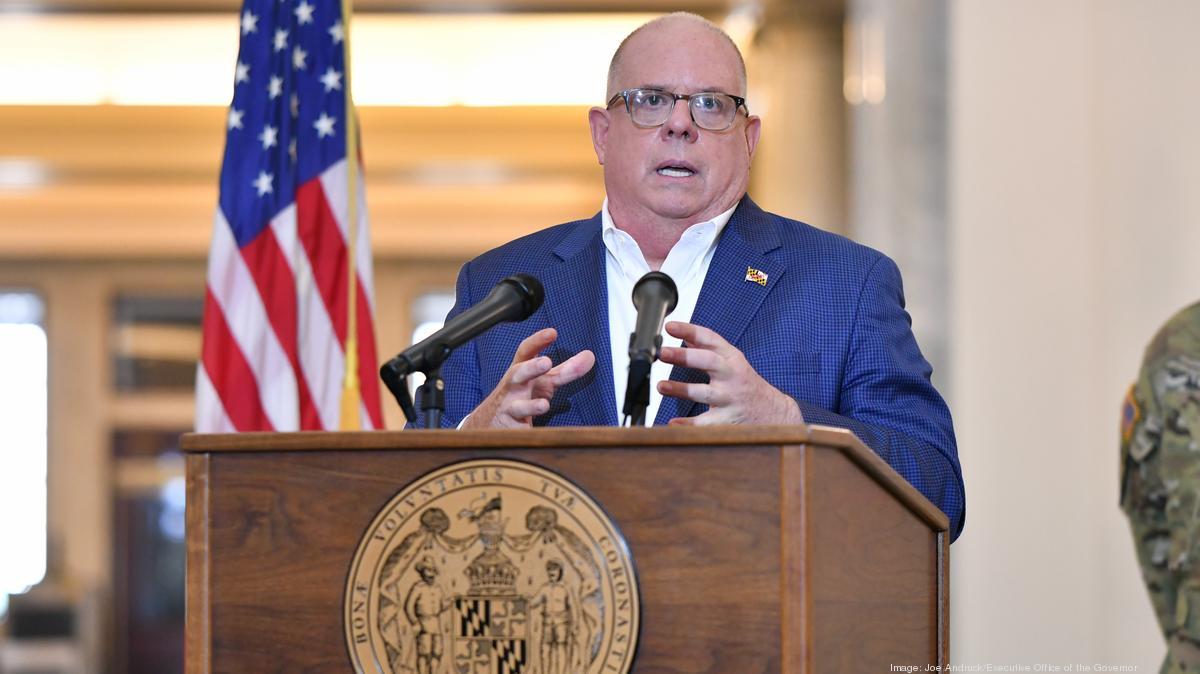 Hogan names Maryland Environmental Service CEO as new chief of staff - Washington Business Journal