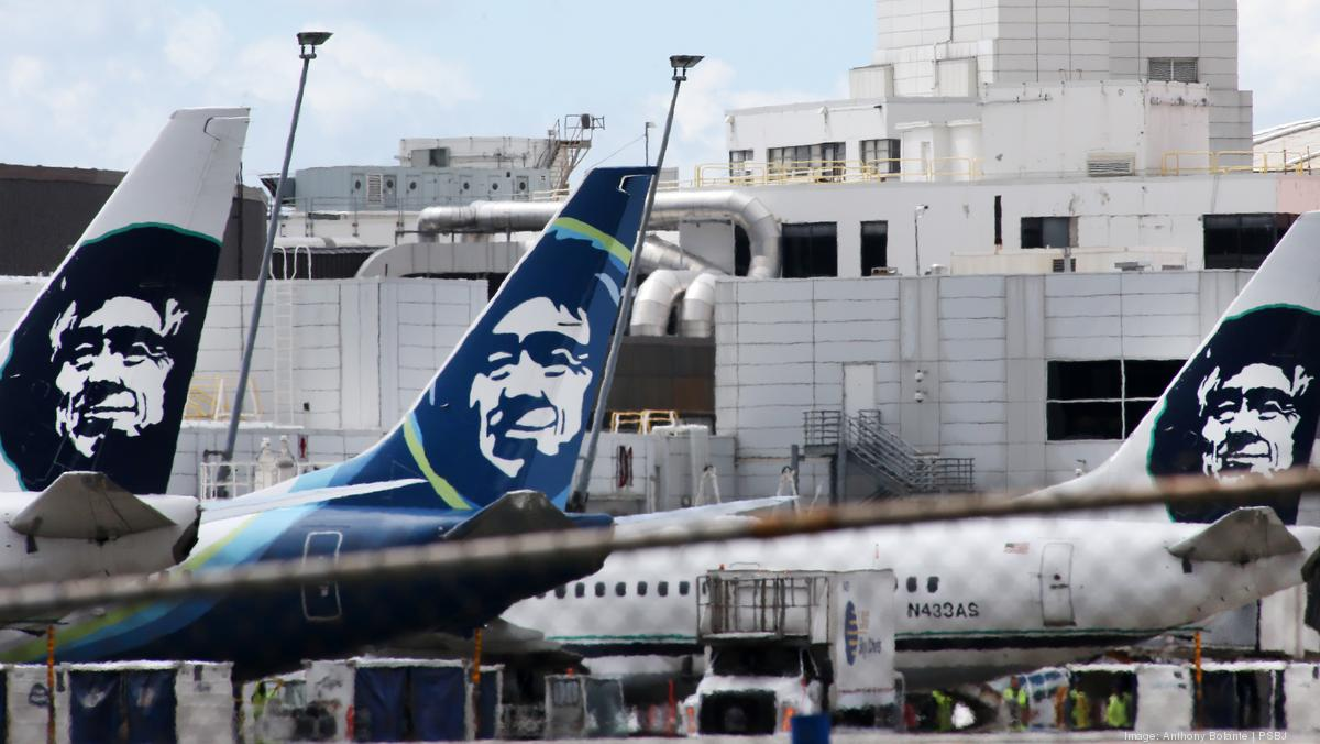 Alaska Airlines warns of 4,200 job cuts in Washington, Alaska and other states - Puget Sound Business Journal