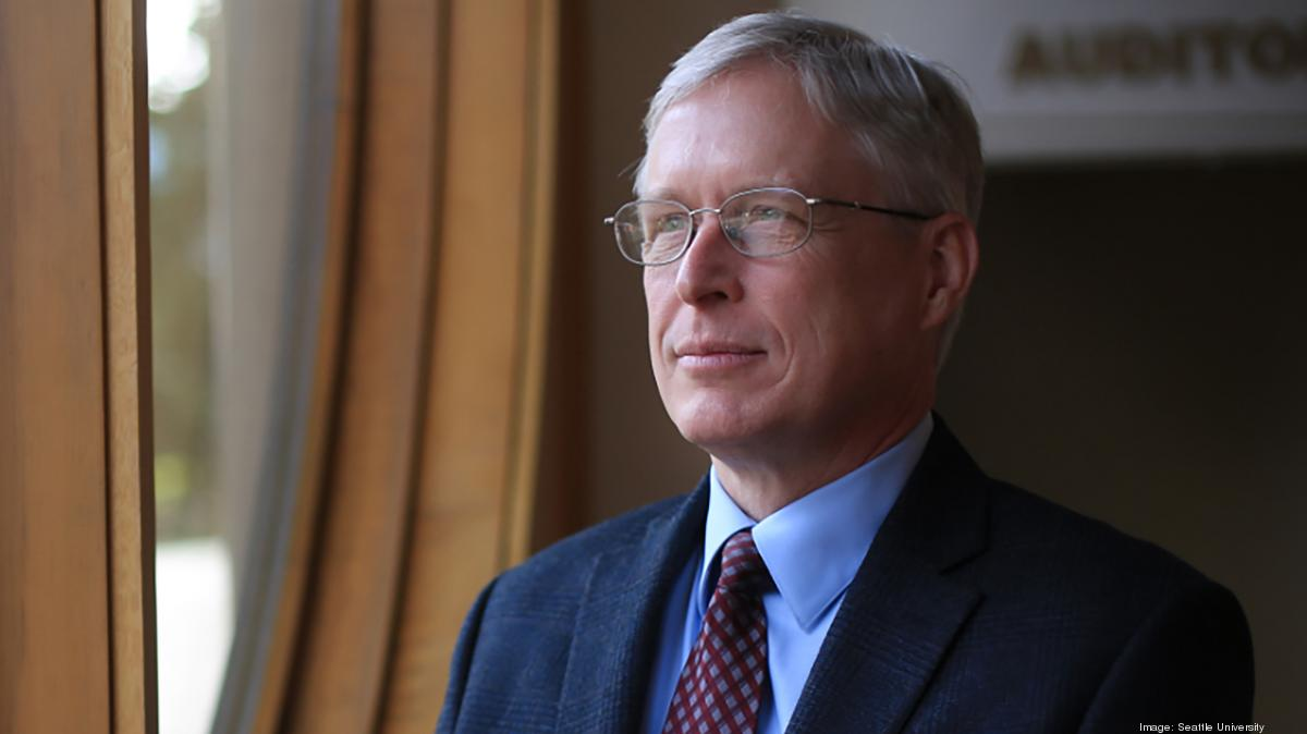 Michael Quinn is the dean of the College of Science and Engineering at Seattle University.