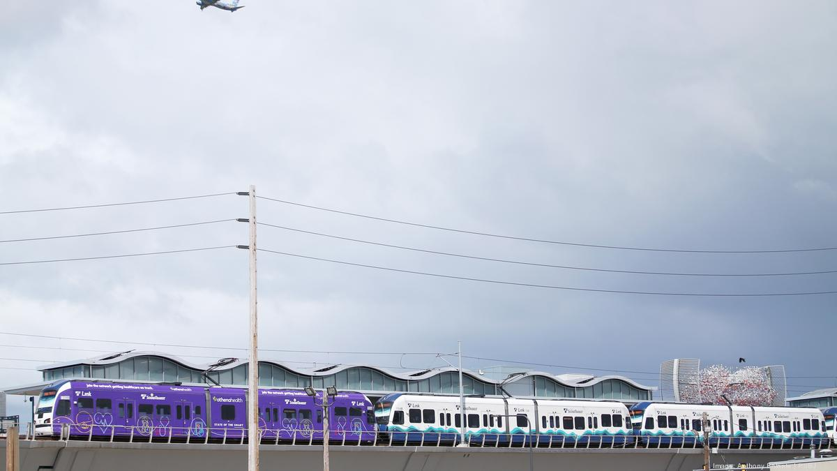 Sound Transit increases funding for Hilltop Tacoma light rail - Puget Sound Business Journal