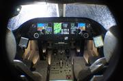 The Learjet 85 is outfitted with a Rockwell Collins Pro Line Fusion avionics suite along with multiple other high-tech systems. It can fly a maximum range of 3,000 nautical miles at a speed of as much as 541 MPH.