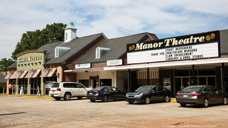 Movie theaters, such as the local Manor Theatre, have propelled retail centers in the past but could struggle after being closed for so long