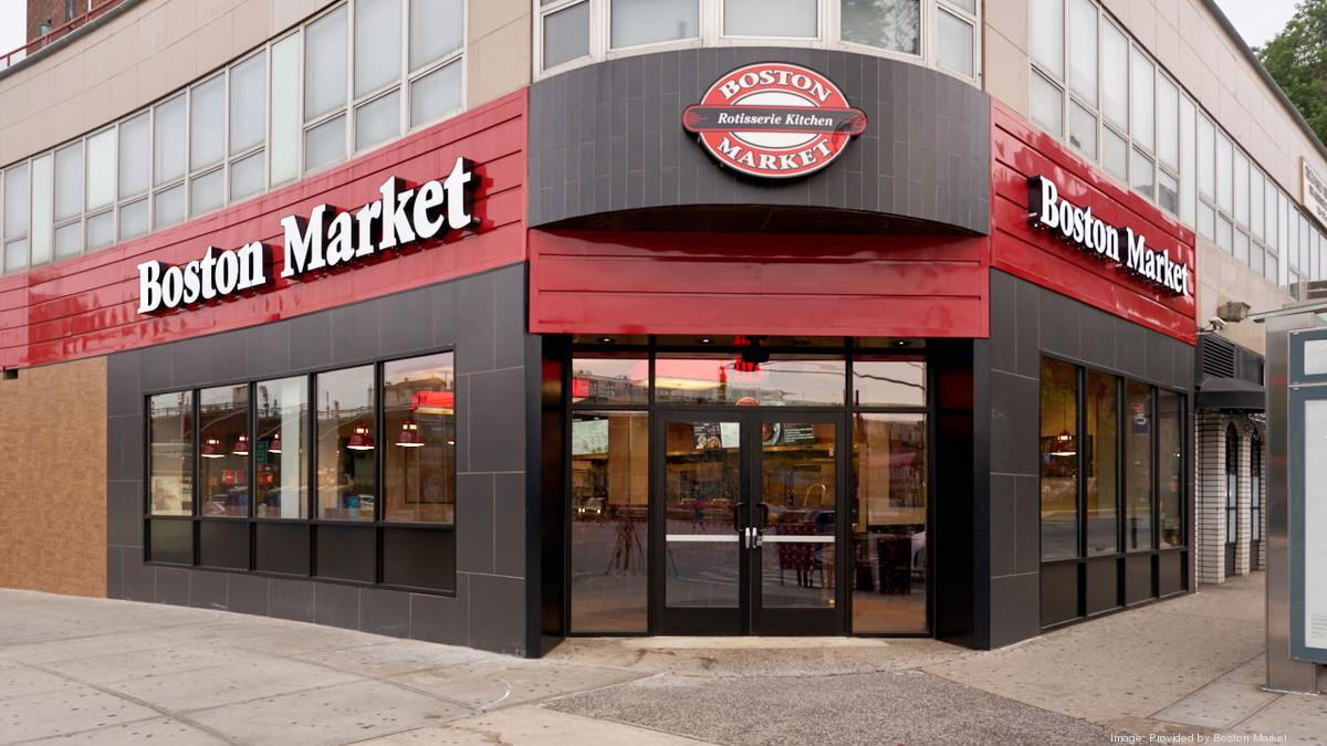 Boston Market S New President Shares