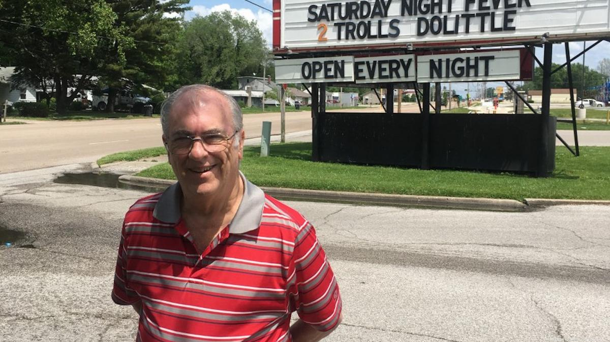 At Belleville's Skyview Drive-In, 'the virus has been a boon for business' - St. Louis Business Journal