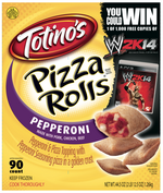 Totino's flexes marketing muscle with WWE deal