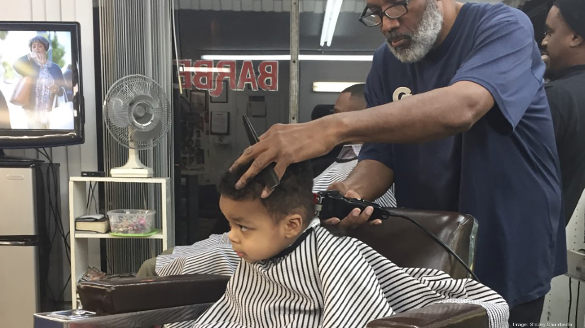 Viewpoint: Falls Church barber's aid never fades - Washington Business Journal