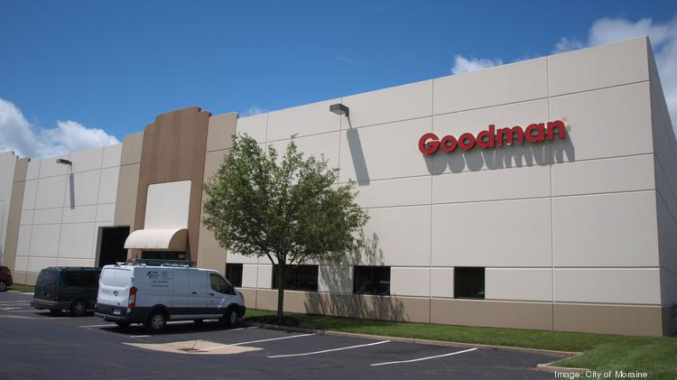 Goodman has leased space in Moraine for a distribution center.