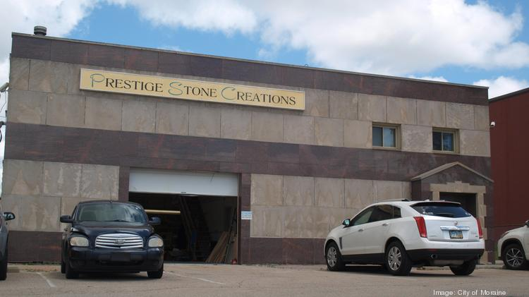 Prestige, a provider of granite countertops and other products, has located operations in the city of Moraine.