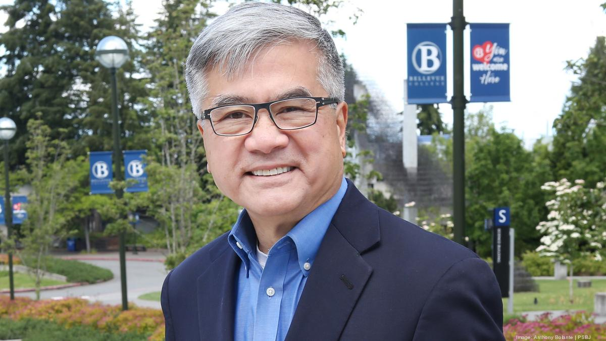 Gary Locke tackles pandemic and racial tensions at Bellevue College - Puget Sound Business Journal