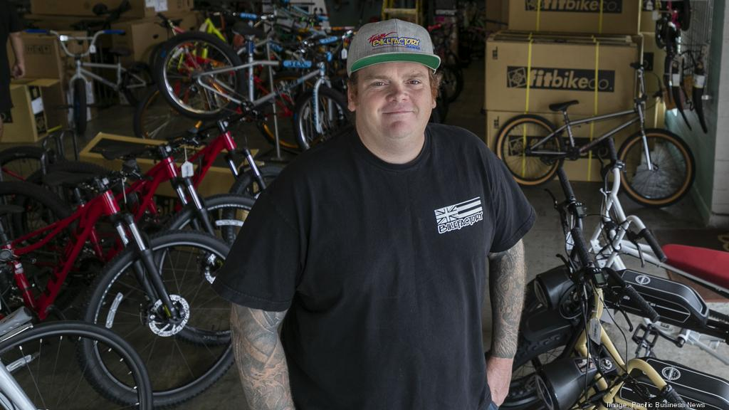 Demand In High Gear For Bikefactory Pacific Business News