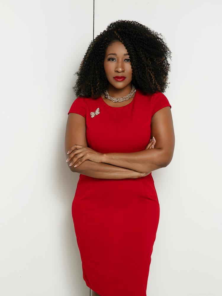 Arlene Blake, founder and president of Women on the Rise International and owner of Just Start It LLC