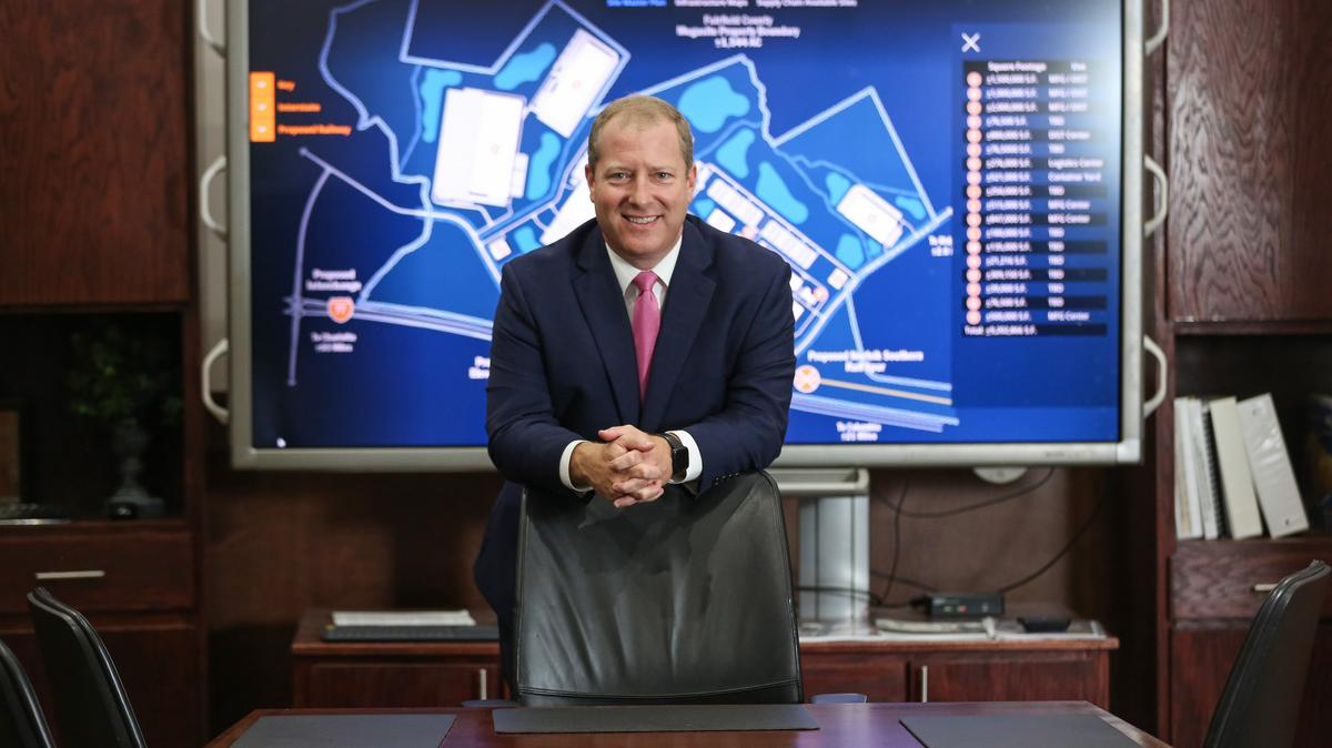 How this megasite could remake meaning of I-77 corridor - Charlotte Business Journal