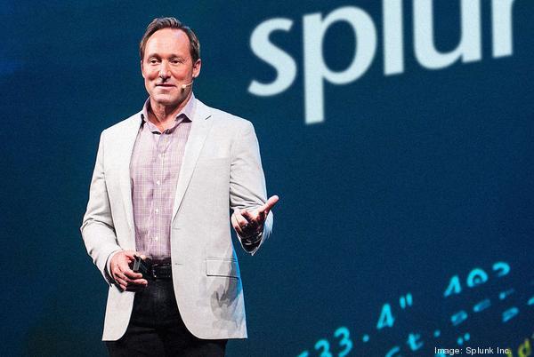 Splunk CEO Doug Merrit
