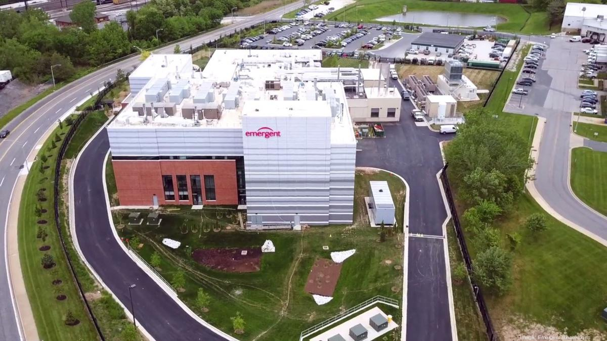 Emergent BioSolutions setbacks cause J&J vaccine supply to dwindle - Baltimore Business Journal