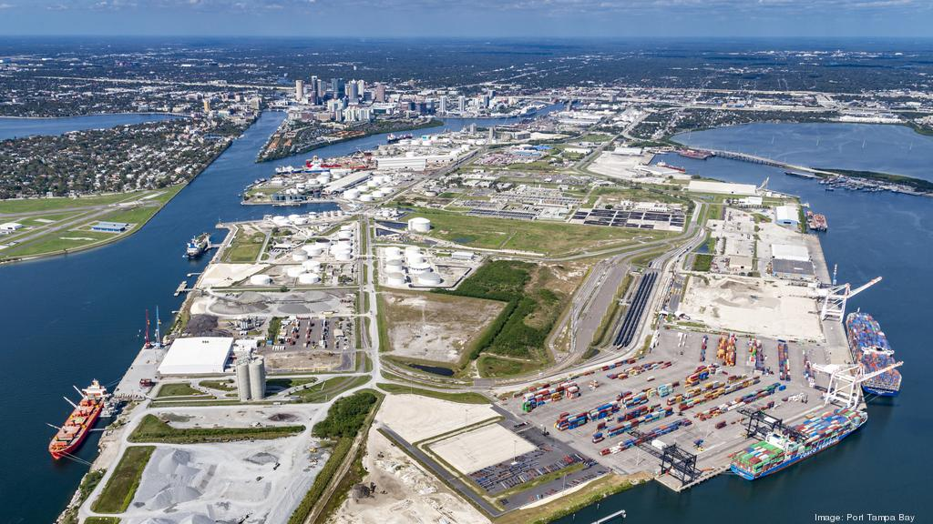 port tampa bay gets 20m grant to expand container terminals tampa bay business journal port tampa bay gets 20m grant to