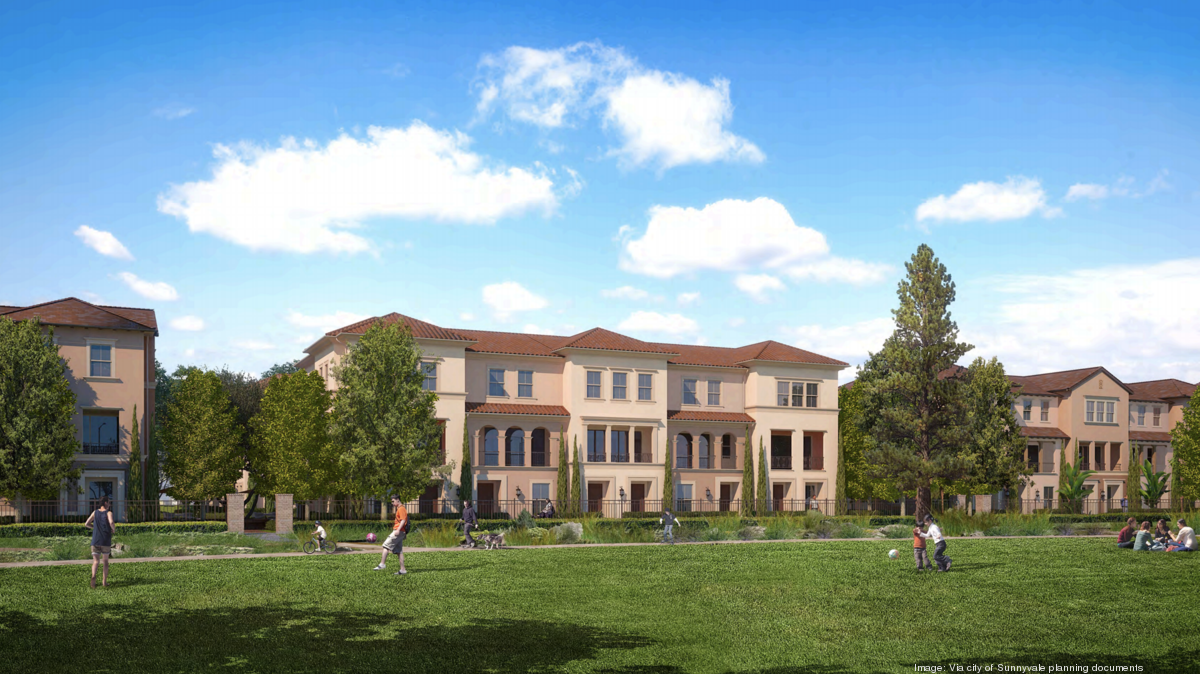 Homebuilder Taylor Morrison Buys Townhome Portion Of Under Construction Project On Former Amd Campus In Sunnyvale Silicon Valley Business Journal