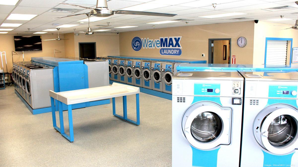 Jacksonville Based Laundromat Franchise Wavemax Laundry Looks To