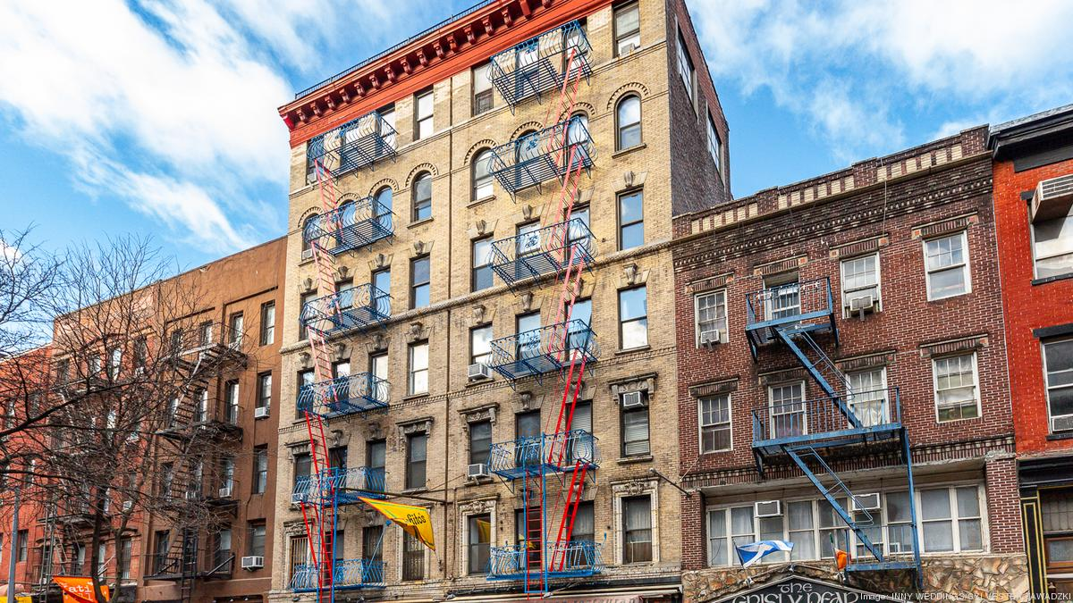 Greenwich Village apartment buildings with retail sell for ...