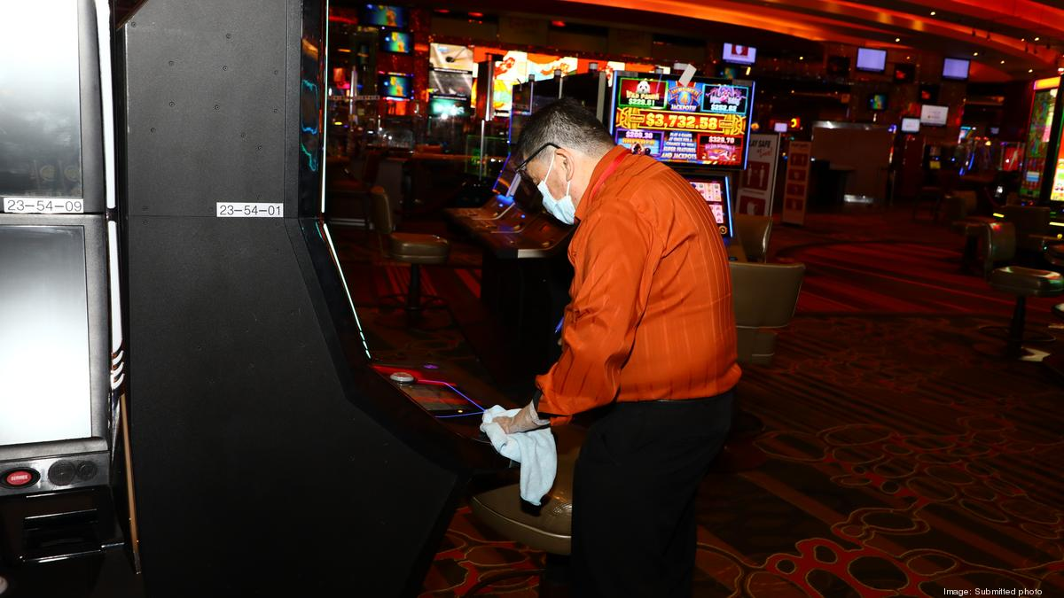 Latest Maryland casino report shows extent of Covid-19's toll on industry - Baltimore Business Journal