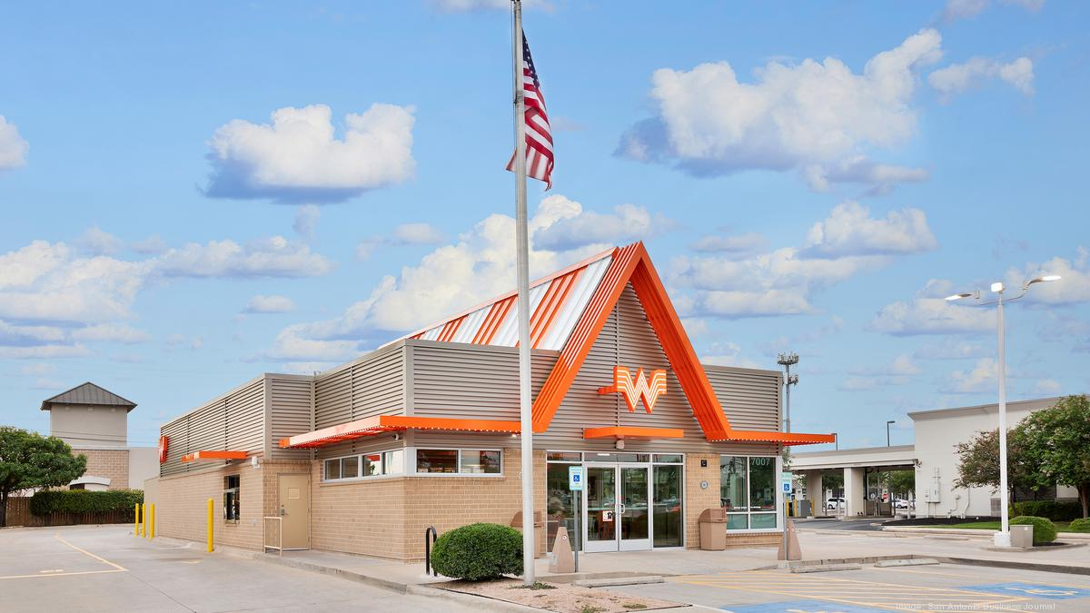 Whataburger taps longtime franchisee for expansion to Colorado Springs - San Antonio Business Journal
