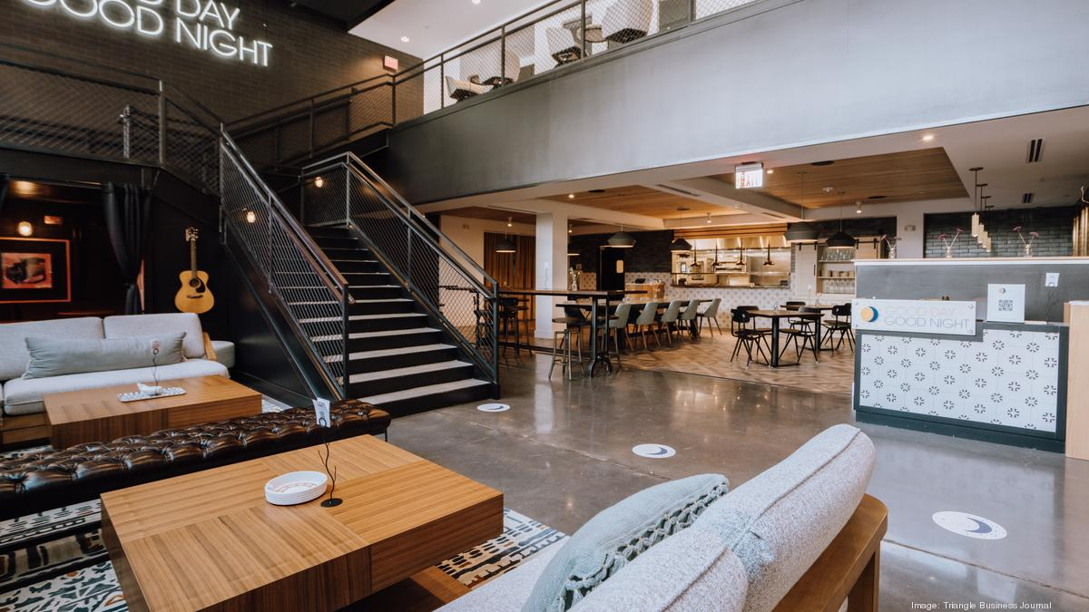 Inside The New Origin Hotel In Downtown Raleigh Photos Triangle Business Journal
