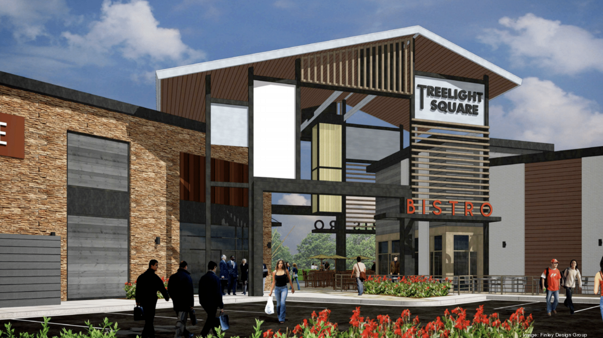 Developers unveil new retail district for booming Triangle town (Renderings)