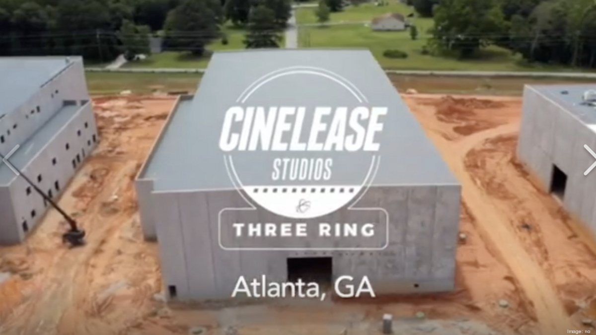 Cinelease partners with Georgia's Three Ring Studios, plans to open this fall - Atlanta Business Chronicle