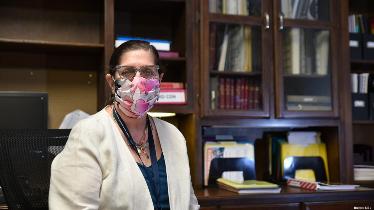 Health Care Heroes 2020: Dr. Alisa Haushalter leads Shelby County Health Department during COVID pandemic. - Memphis Business Journal