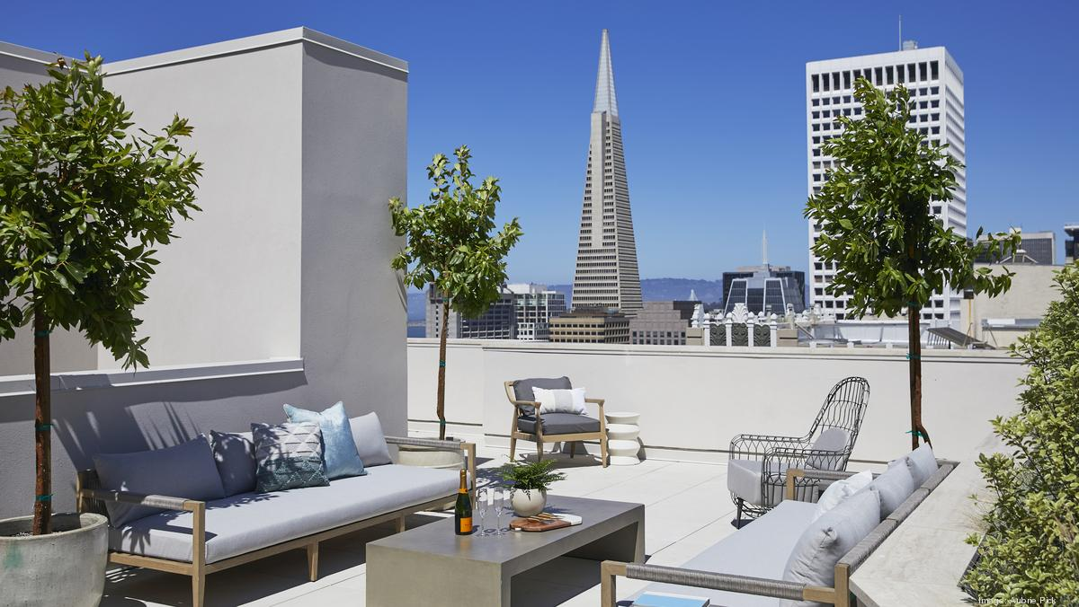 Penthouse For Nob Hill S New Crescent Condo Development Hits The Market For 7 1m San Francisco Business Times