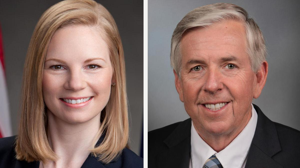 Poll shows surprisingly tight race for Missouri governor - St. Louis Business Journal