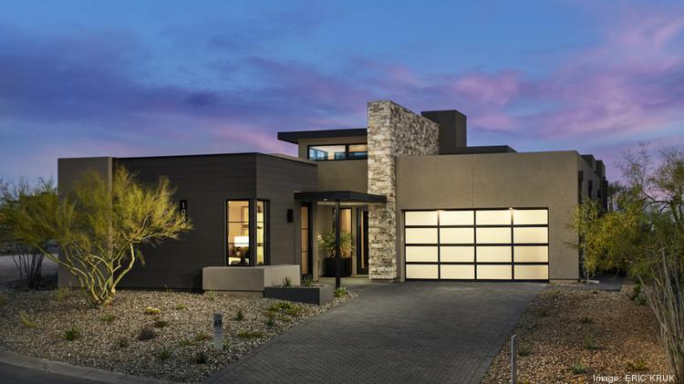 Camelot Homes debuts its third model at Desert Mountain community in north Scottsdale.