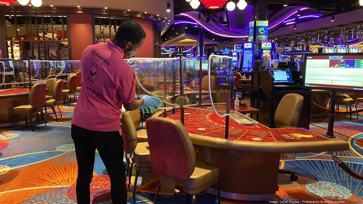 Rivers Casino Philadelphia Among City Businesses Reopening As Some Covid 19 Restrictions Ease Philadelphia Business Journal