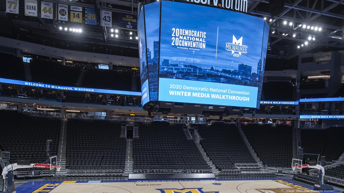 Milwaukee invited to bid for 2024 Democratic National Convention - Milwaukee Business Journal