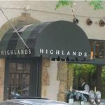 Highlands Bar & Grill named to OpenTable list