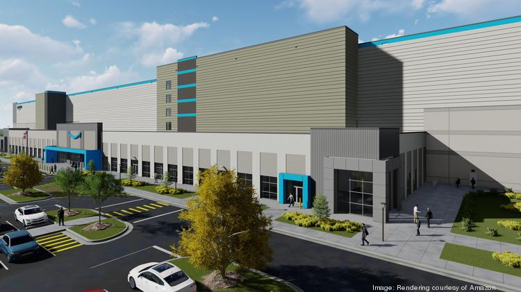 More Amazon distribution jobs in La Vergne as company preps November  opening for newest hub - Nashville Business Journal