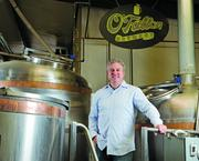 Jim Gorczyca will tap investors to support O'Fallon Brewery's $8 million expansion.