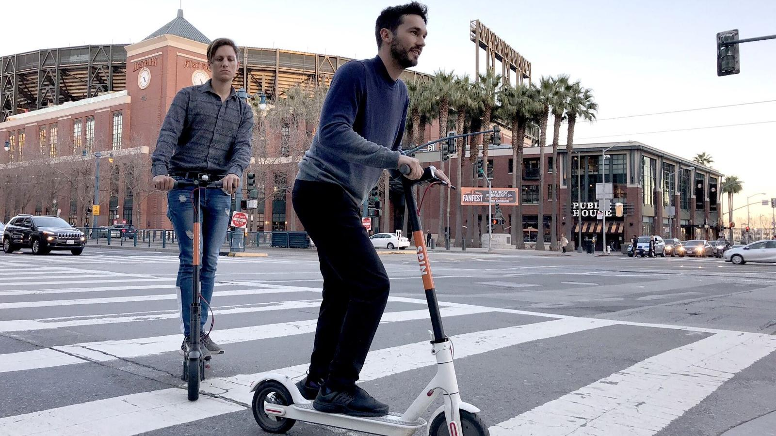 Atlanta Inno - New Fleet of E-Scooters Hit the Streets in Atlanta, City  Releases Dockless Stats