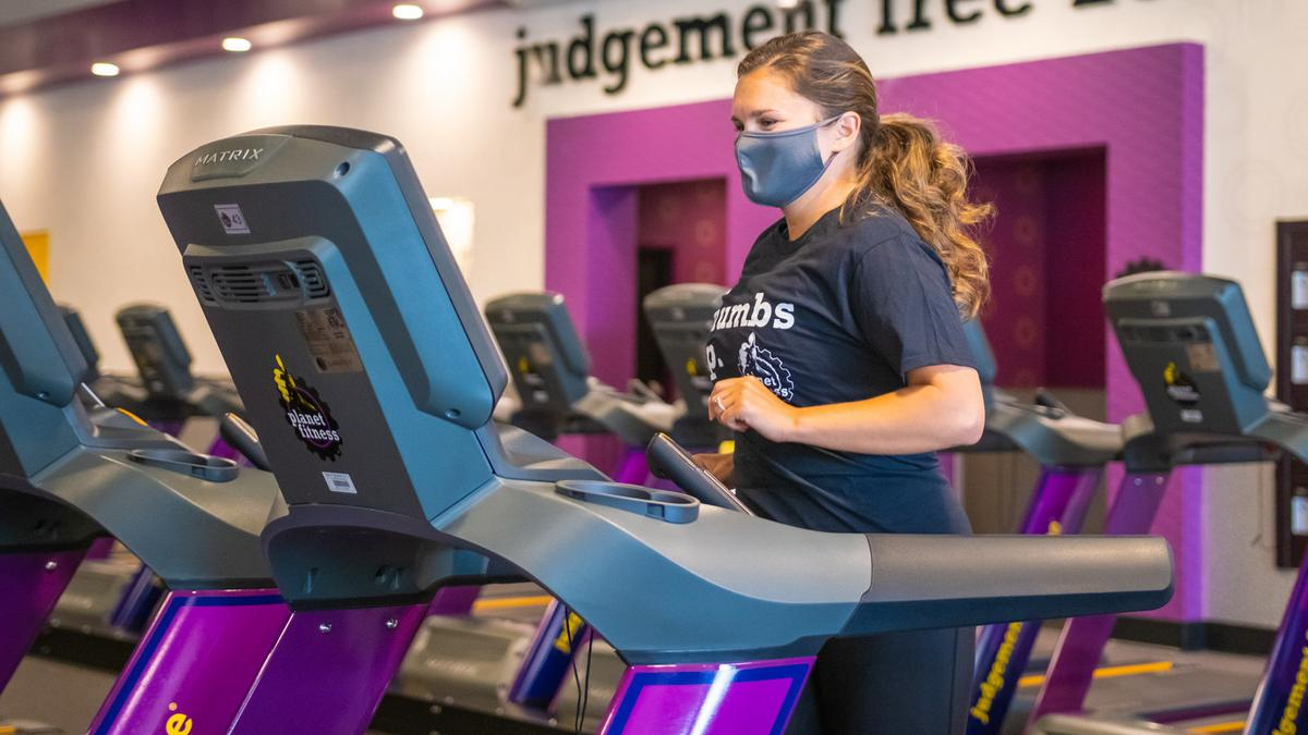 National Gym Chains Planet Fitness Life Time Requiring Masks For Members Bizwomen