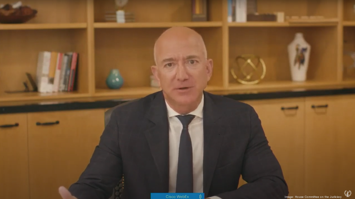 Jeff Bezos sells 1 million Amazon shares, his first sale since pandemic began in U.S.