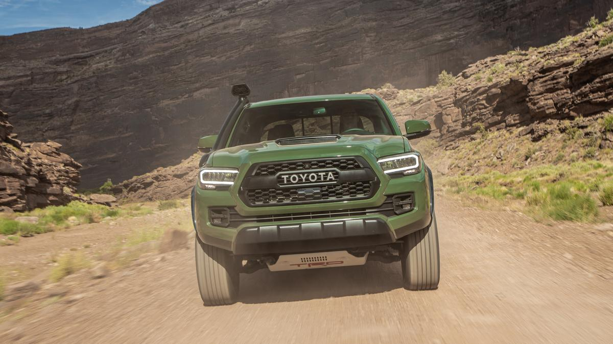 2020 Toyota Tacoma Trd Review Atlanta Business Chronicle