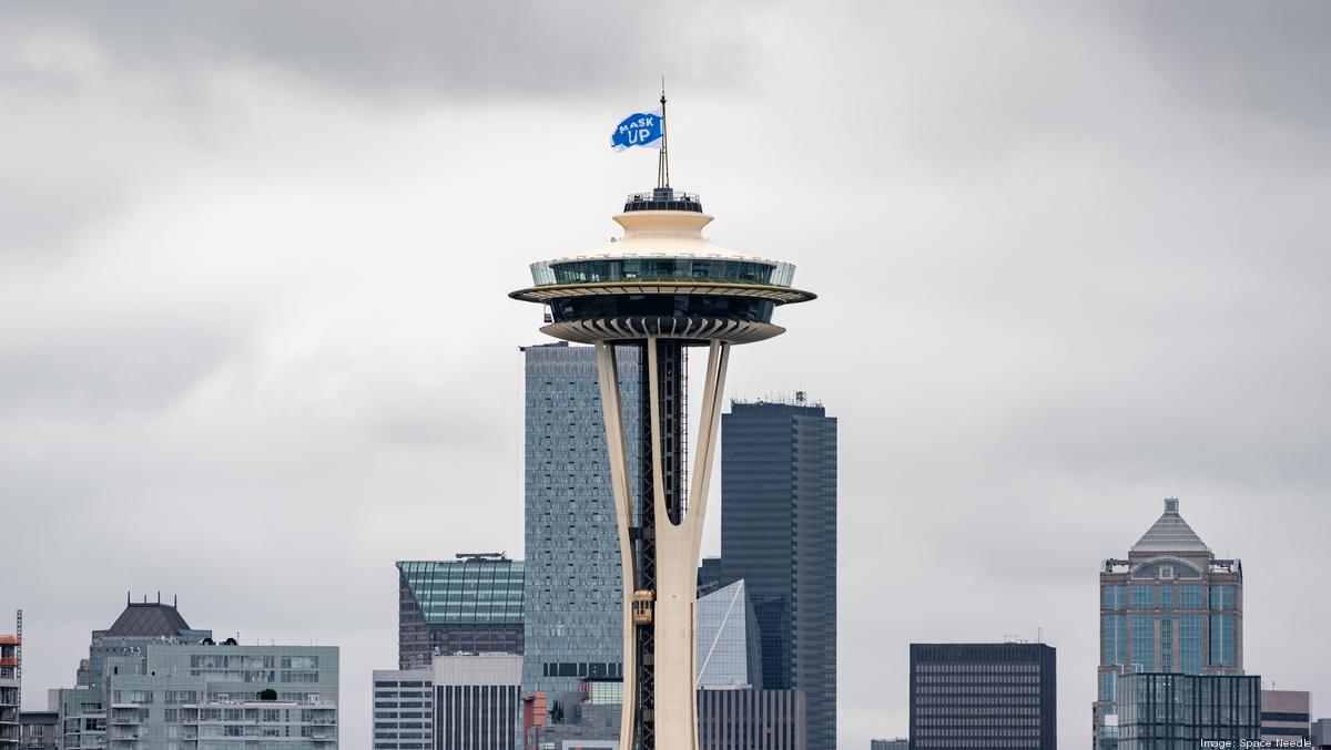 Space Needle, Chihuly invests $1M in safety, cleaning tech to reopen - Puget Sound Business Journal