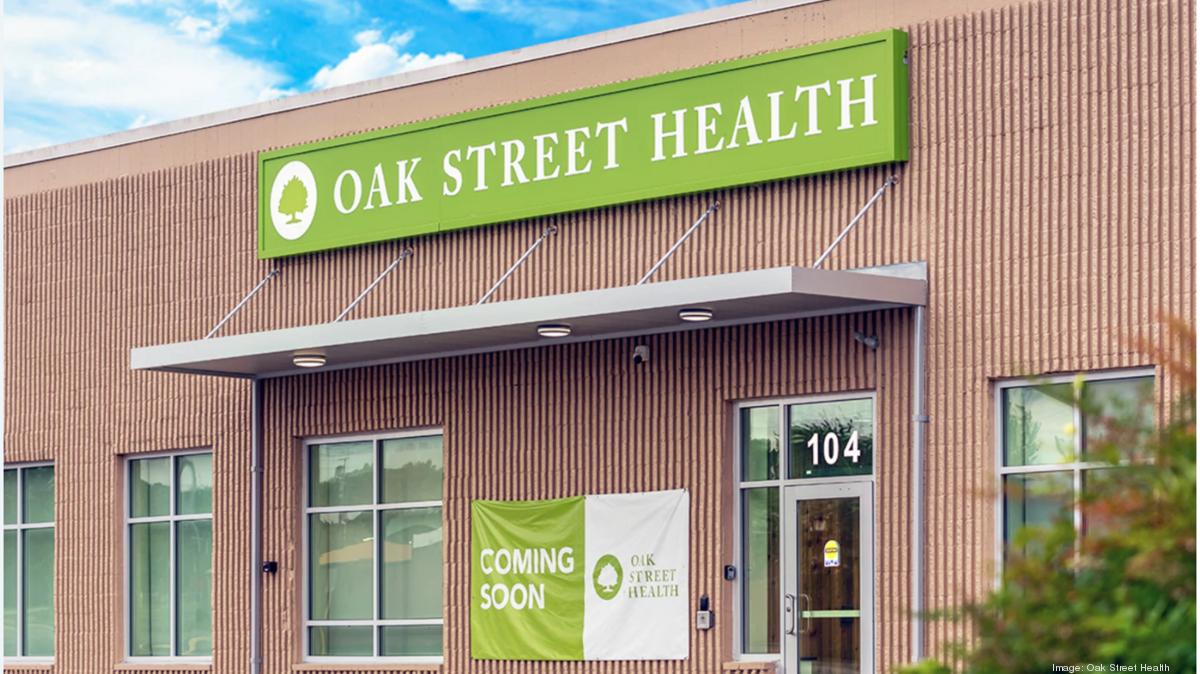 Medicare Center Oak Street Health Goes Public Raises About 328 Million Chicago Business Journal