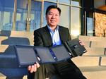 CEO buys more shares in his Colorado solar-powered charger company