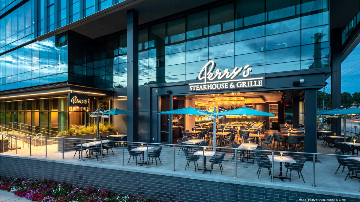 Perry's Steakhouse & Grille set to open in Raleigh - Triangle Business Journal