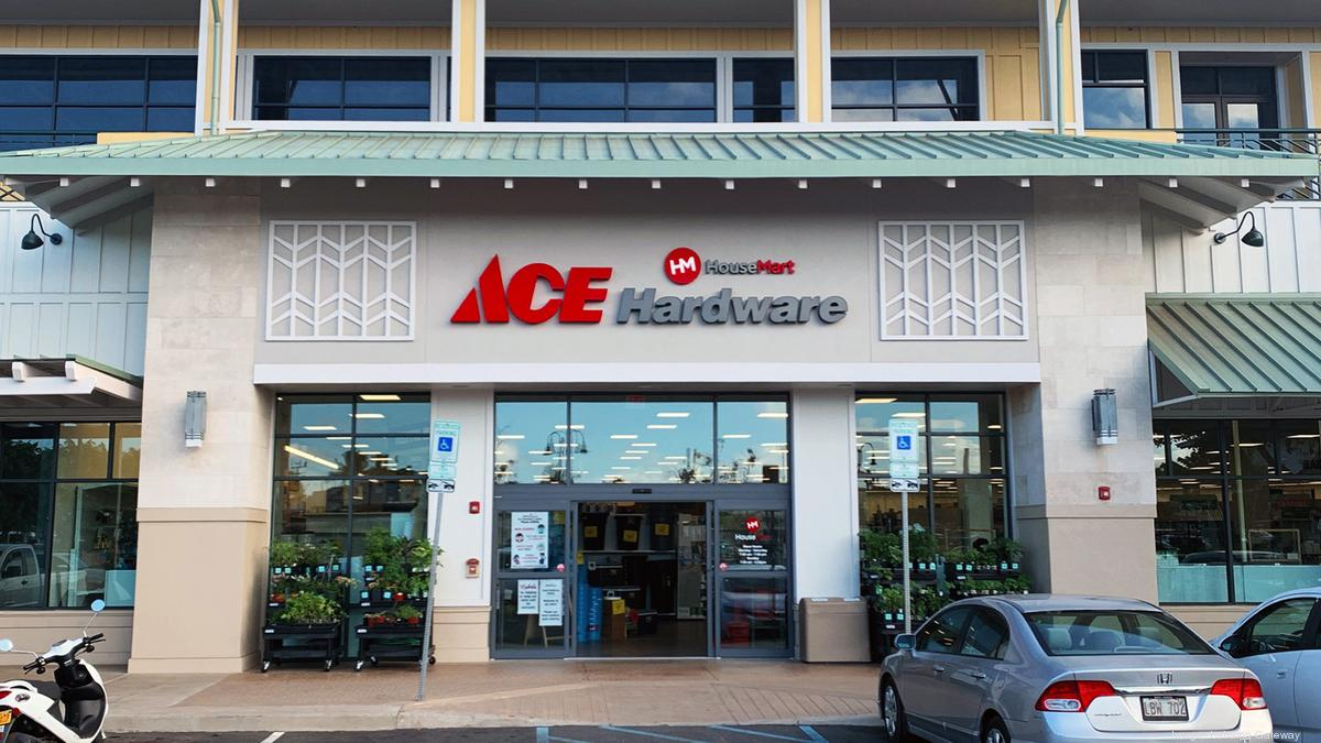 Ace Hardware opens in former Maui Barnes & Noble space at ...